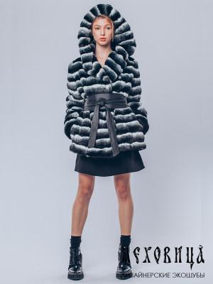 Меховая куртка из искусстве...